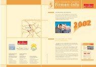 Firmen-Info - Gruber Innenausbau