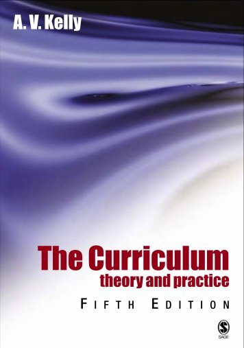 The Curriculum - WordPress.com