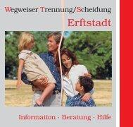 Wegweiser Trennung/Scheidung Erftstadt - Online-Beratung