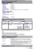 SIKKERHEDSDATABLAD - Page 2