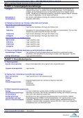 SIKKERHEDSDATABLAD - Page 3