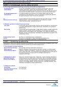 SIKKERHEDSDATABLAD - Page 4