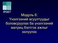 Модуль-6