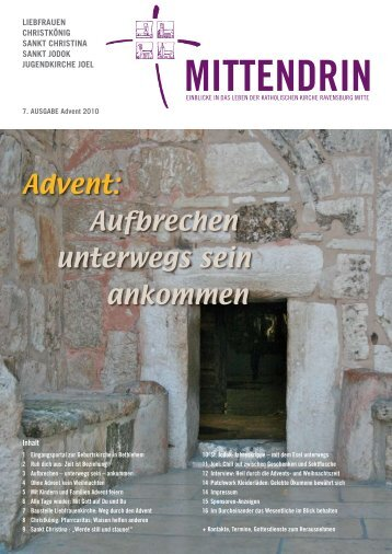MITTENDRIN - Seelsorgeeinheit