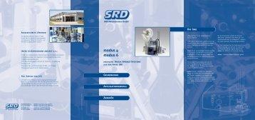 modus 4 modus 6 - SRD Maschinenbau GmbH