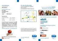 Zukunft braucht Ziele - BIB Augsburg gGmbH