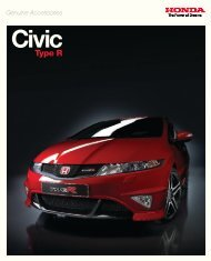 Type R – Honda (UK)