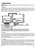 Anleitung zum 8-fach Gleisbesetztmelder mit integrierten ... - MDVR - Page 5