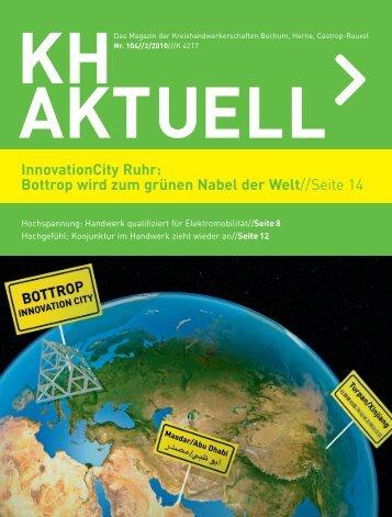 Ausgabe 4-2010 - Kreishandwerkerschaft Bochum