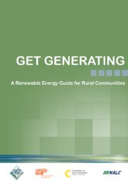 Sufficient In Energy Use From Local Renewable ... - Burwash Village