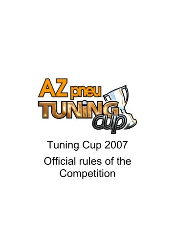 Tuning Cup 2007