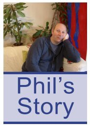 Phil's Story - Addressing lgbt health inequalities - an educational ...