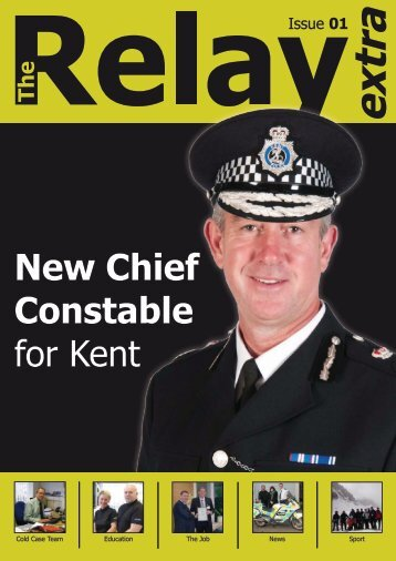 New Chief Constable for Kent - eastkentnarpo.org.uk