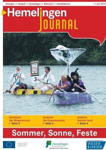 gibt es das Hemelingen Journal zum Download - Stadtteilmarketing ...