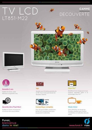 TV LCD - Funai
