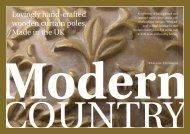 Modern Country Brochure - Justpoles.com