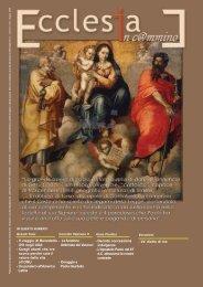 Il viaggio di Benedetto XVI negli USA - Diocesi Velletri-Segni