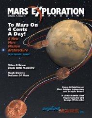 MEM #3 - ExploreMars