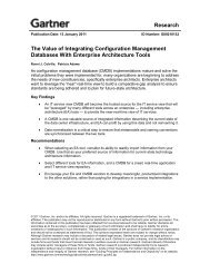 The Value of Integrating Configuration Management ... - Zift Solutions