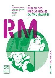 Val Maubuée Médiathèques - Agglomération de Marne-la-Vallée ...