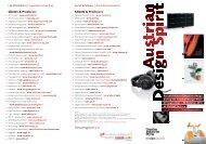 www.designaustria.at List of Exhibitors | Ausstellerverzeichnis ...