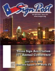 Untitled - Texas Sign Association
