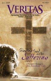Veritas July 2009 - Dallas Theological Seminary