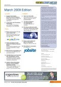 Issue 110 - March 2009 - Online Recruitment Magazine - Page 3