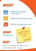 Issue 110 - March 2009 - Online Recruitment Magazine - Page 5