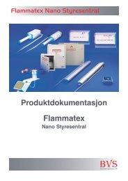 Produktdokumentasjon Nano Styresentral Versjon 1 - BVS ...