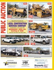 LOCAL CONSTRUCTION SERVICES COMPANY - Hilco Industrial