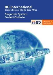 BD Diagnostic Systems - Gorea plus doo