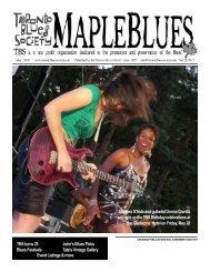 TBS turns 25 Blues Festivals John's Blues Picks Tate's Vintage ...