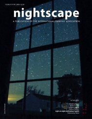 A PUBLICATION OF THE INTERNATIONAL ... - Starlight Initiative