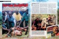 Geschichte & Geschichten Tod am Rufijifluß - wildlife-baldus.com