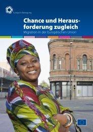 Migration in der Europäischen Union - EU-Direct