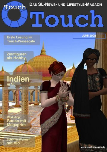 Indien - Touchmagazin TOUCH Magazin Touch-Magazin online SL