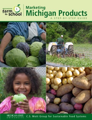 Marketing Michigan Products to Schools: A Step-By-Step Guide
