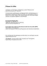 Karft- und Dehnübungen (pdf, 1.1 MB) - Senioren-Universität