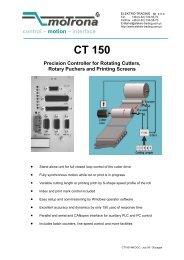 CT 150 - Elektro-Trading sp. z oo