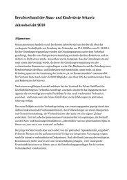 Berufsverband der Haus- und Kinderärzte Schweiz Jahresbericht ...