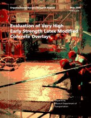 Evaluation of Very High Early Strength Latex Modified Concrete ...