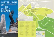 Oakland Public Art Self Guided Walking Tour - Greater Pittsburgh ...
