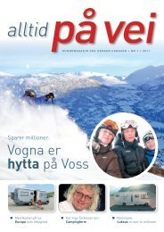 Last ned Alltid på vei nr 1 2011 som pdf - Kroken Caravan