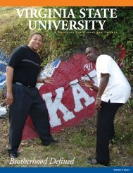 Summer 2005 - Virginia State University