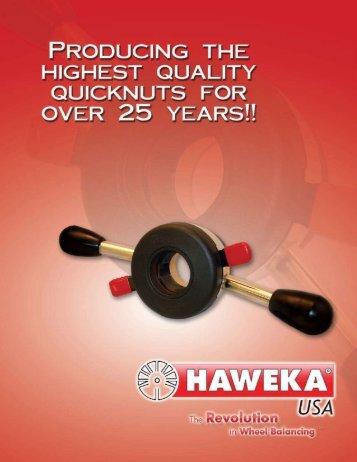 QuickNut Catalog - Haweka USA