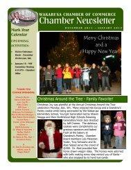 Chamber Newsletter - Wakarusa Chamber of Commerce