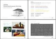 Advanced Detail Developing in SICU-Project - InfAR - Bauhaus ...