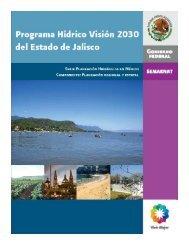 Programa Hídrico - Comisión Estatal del Agua de Jalisco