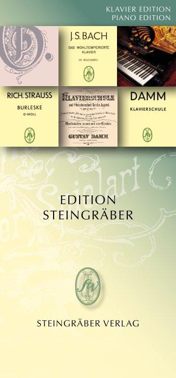 EDITION STEINGRÄBER